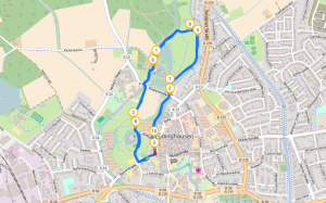 Lüdinghausen_Strecke