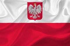 Flagge Polen 240_160