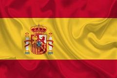 Flagge Spanien 240_160