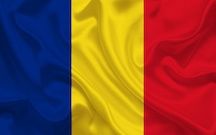 Flagge Rumänien 240_150