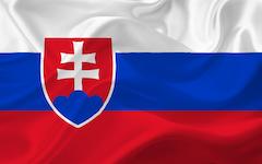 Flagge Slovakei 240_150