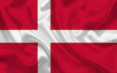 Flagge Dänemark 240_160